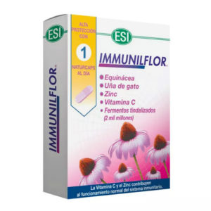 immunilflor ESI 30 cápsulas